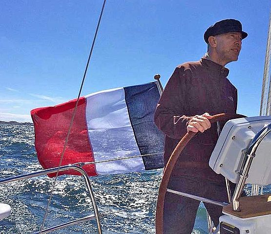 Hallberg-Rassy importer located at French Med coast wanted