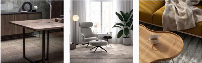 Tibergs Möbler Instagram